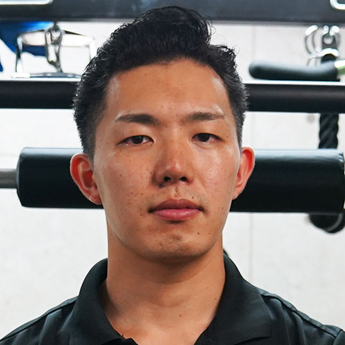 トレーナー吉田さん
